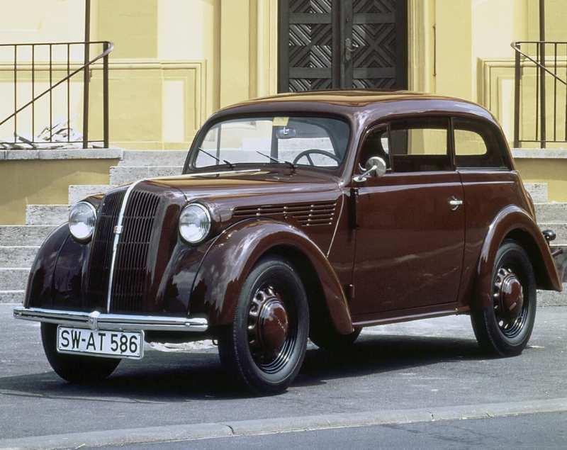 Cadets Dedication: The History of Opel Kadett