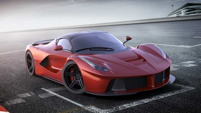 LaFerrari threatens the lives of drivers