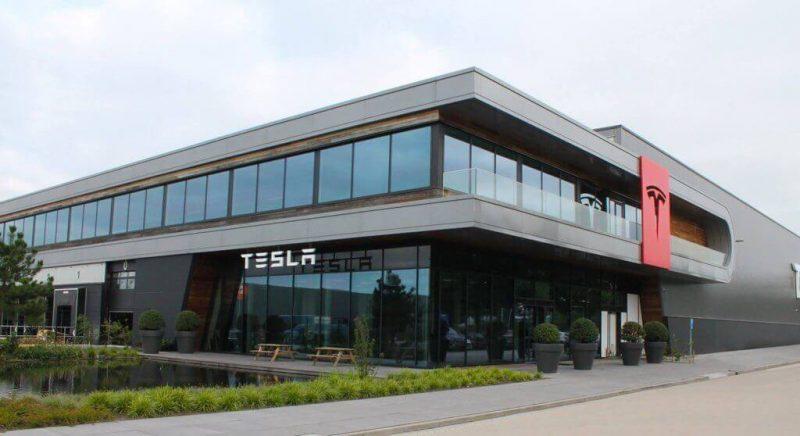Tesla in Tilburg
