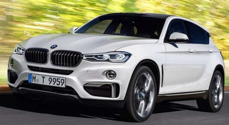 BMW Urban Cross – the crossover, which will be hard to find equal!