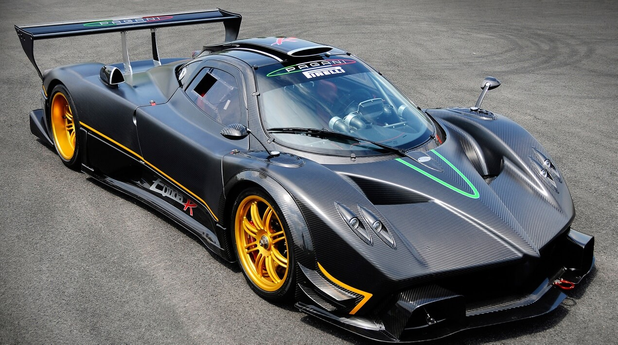 Pagani Zonda R Specifications Photo Video Review Price