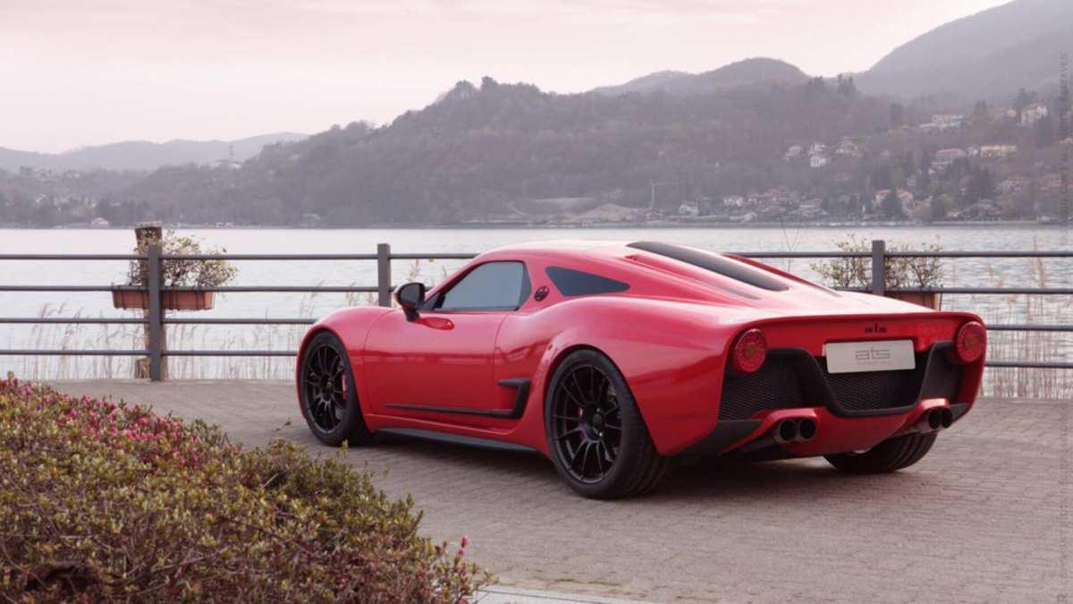 ATS 2500 GT 2015