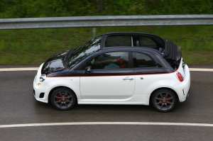 Side view Abart 500C