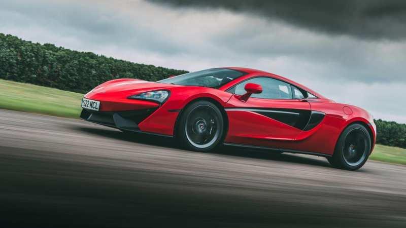 McLaren's been made as cheap as possible