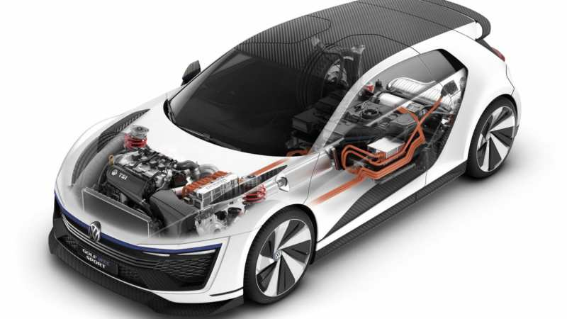Features of hybrid cars