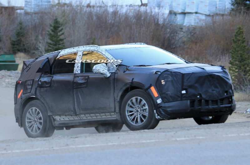 What do you hear about the Cadillac XT5