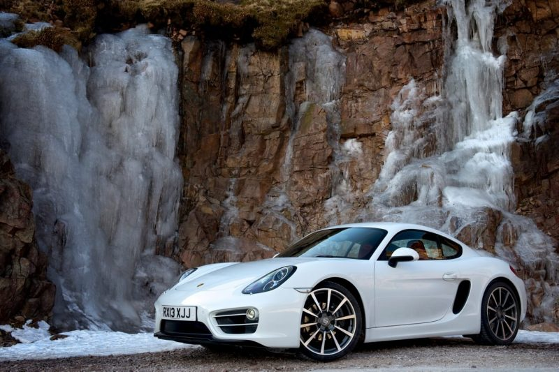 Porsche Cayman's photo of the car