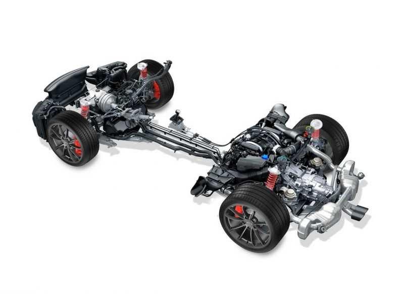 Transmission Porsche Cayman