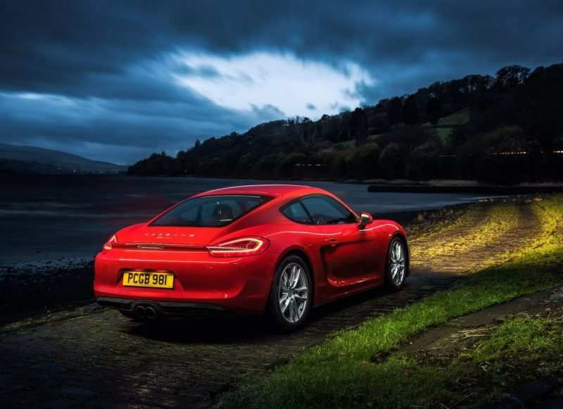 Photo of Porsche Cayman