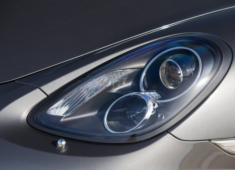 Porsche Cayman LED headlight
