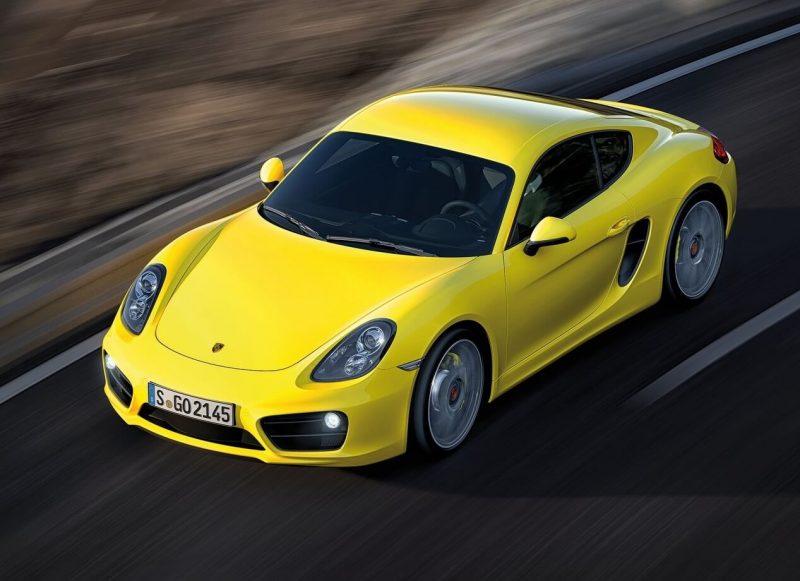 Auto Porsche Cayman