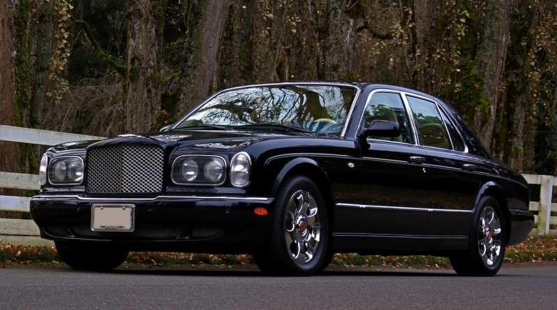 Bentley Arnage auto photo