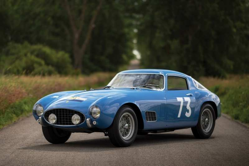 Ferrari 250 GT Berlinetta car photos