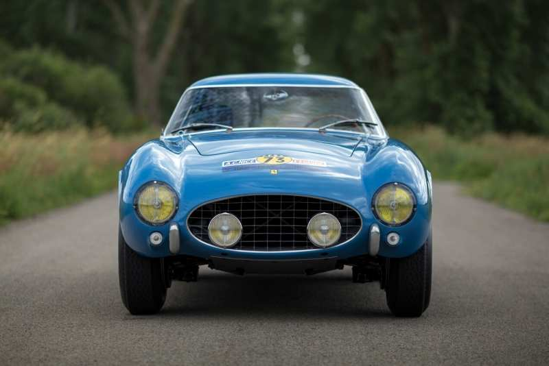 Ferrari 250 GT Berlinetta «Tour de France»