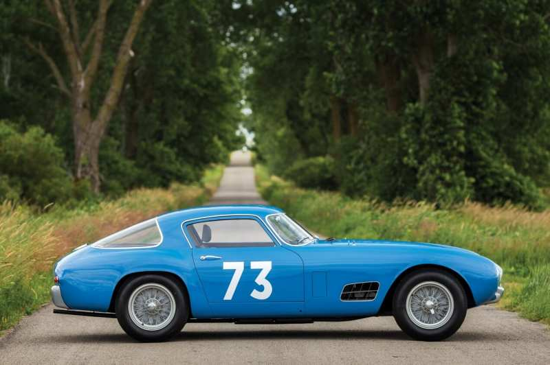 Ferrari 250 GT Berlinetta side view