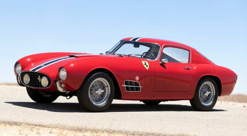 "Ferrari 250 GT Berlinetta ""Tour de France"""