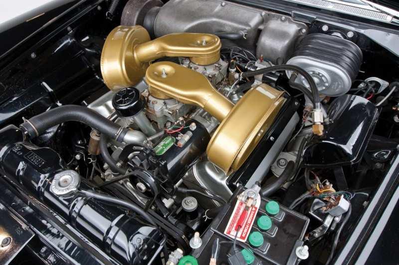 Chrysler 300C Hardtop engine