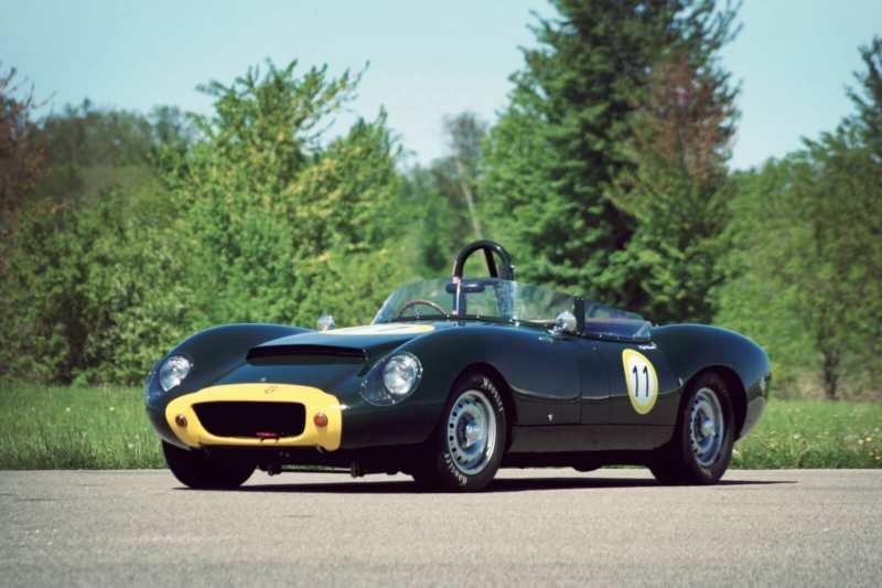 Lister Jaguar Costin Roadster
