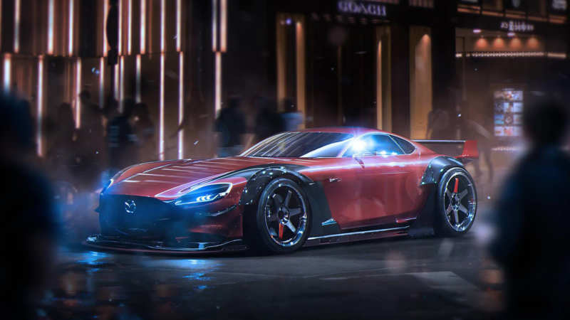Seven of the best cars in the Tokyo Motor Show