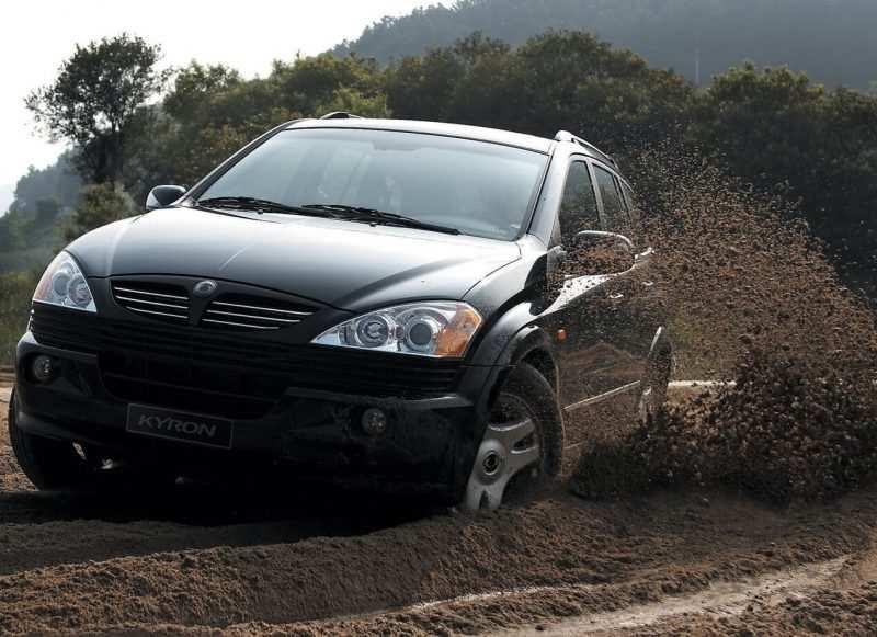SsangYong Kyron 2 photo auto
