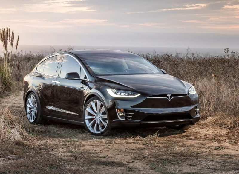 Tesla Model X photo auto