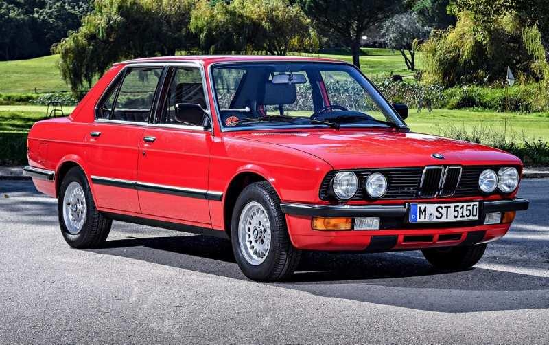 BMW M5 Е28