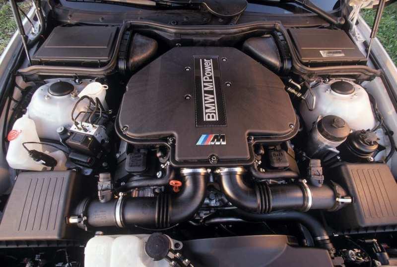 BMW M5 (E39) Motor