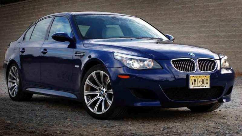 Photo BMW M5 (E60)