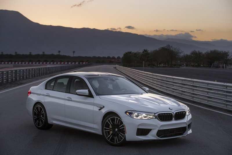 Photo BMW M5 (F90)