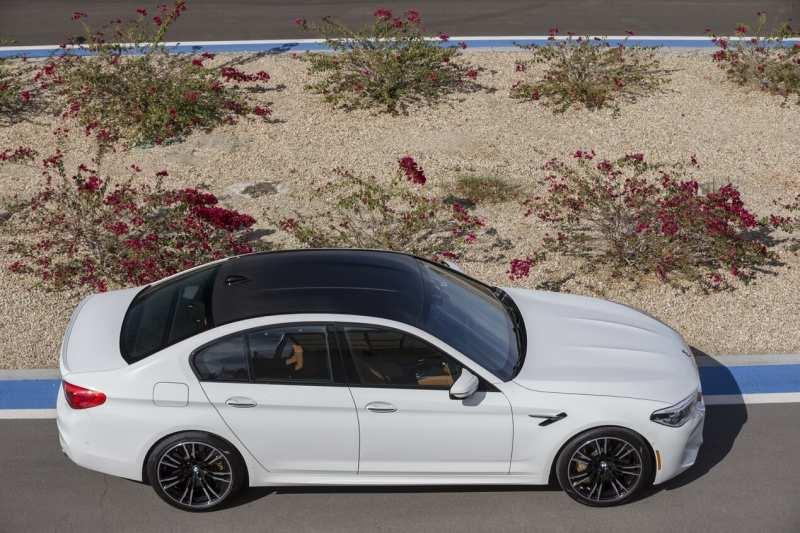 BMW M5 (F90) 2019