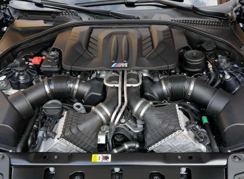 M5 (F10) Motor
