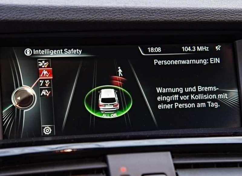 Pedestrian information system