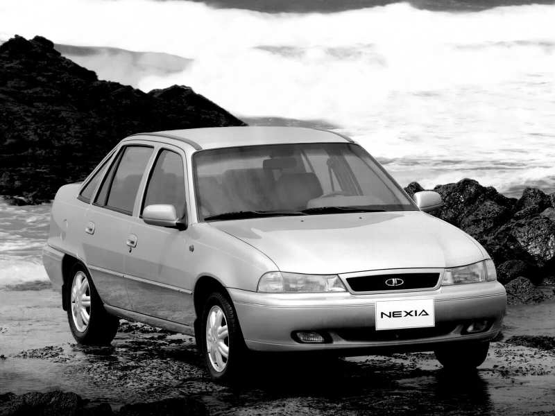 Daewoo Nexia first generation