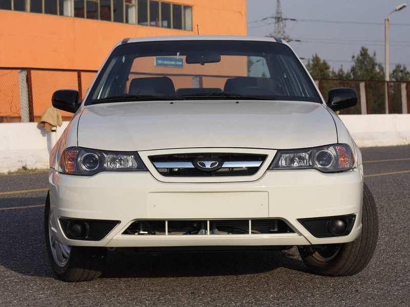 Daewoo Nexia Front View