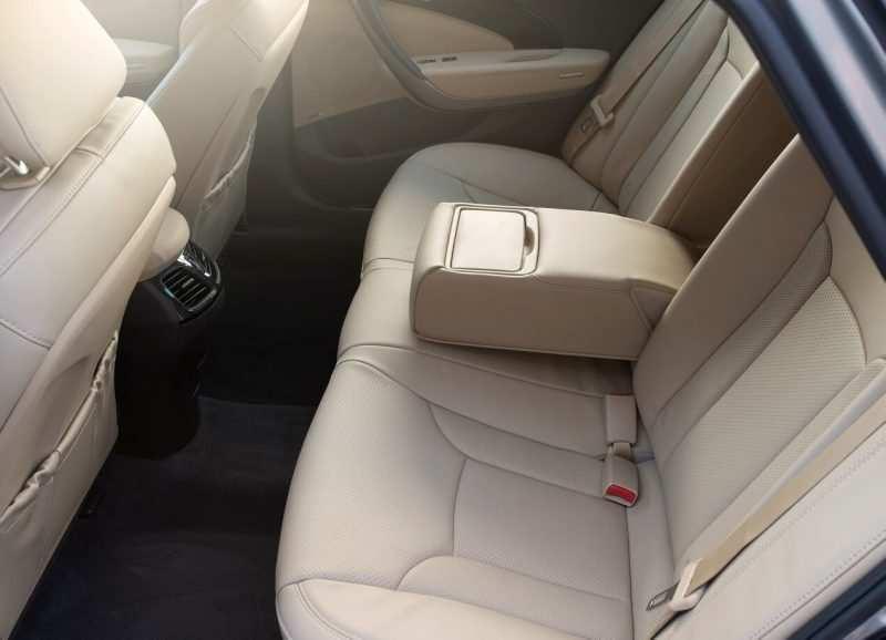 Rear sofa Hyundai Grandeur V