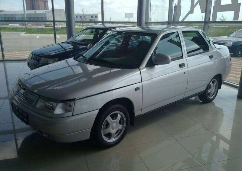Photo of Lada 2110