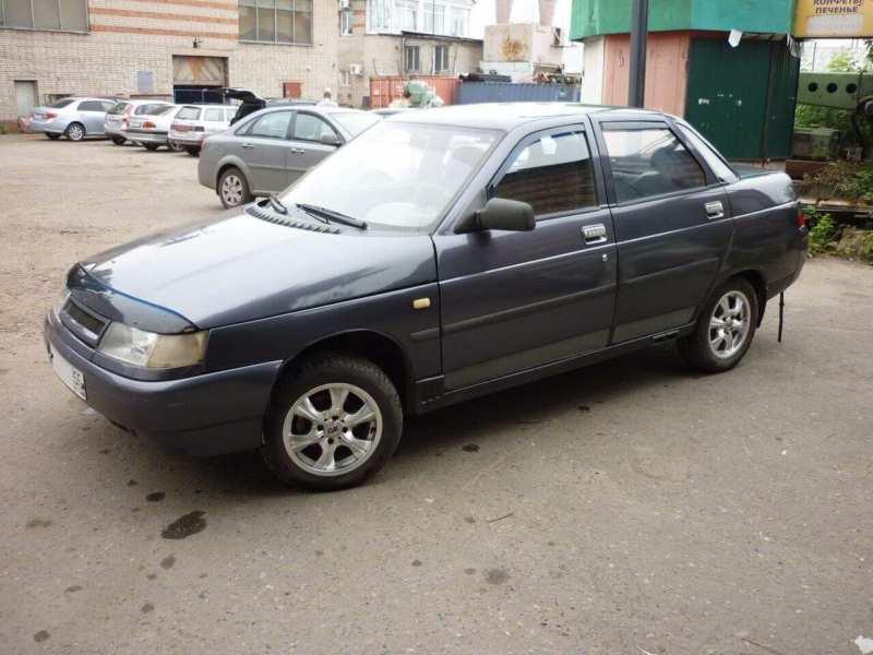 VAZ-2110 car