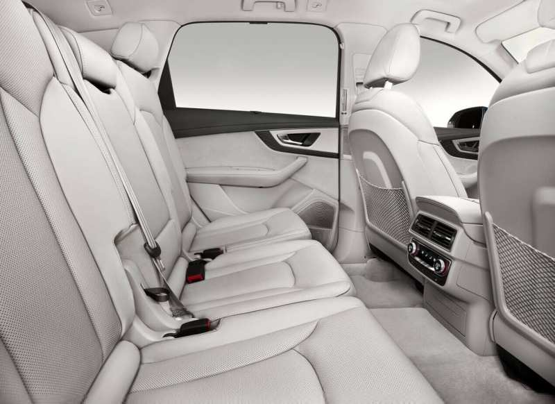 Photo of Audi Q7 salon