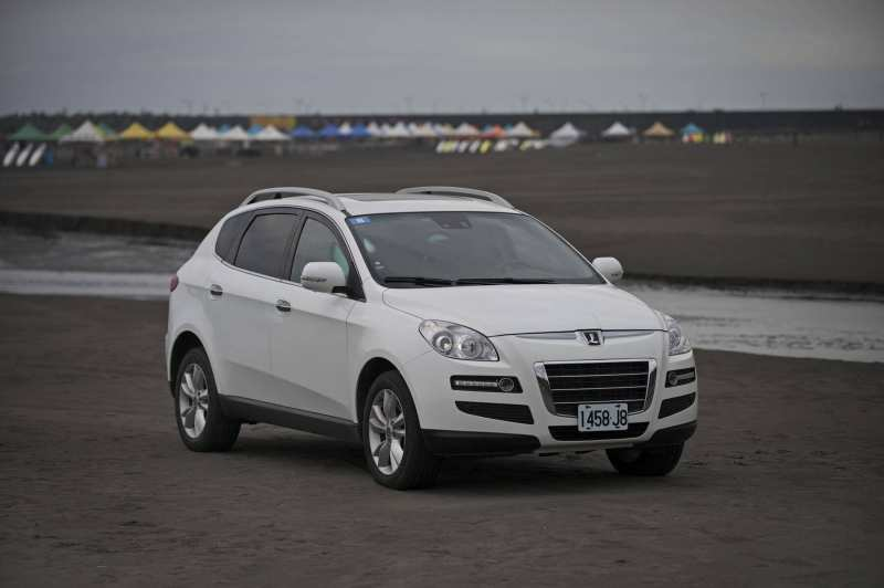 Photo Luxgen 7 SUV