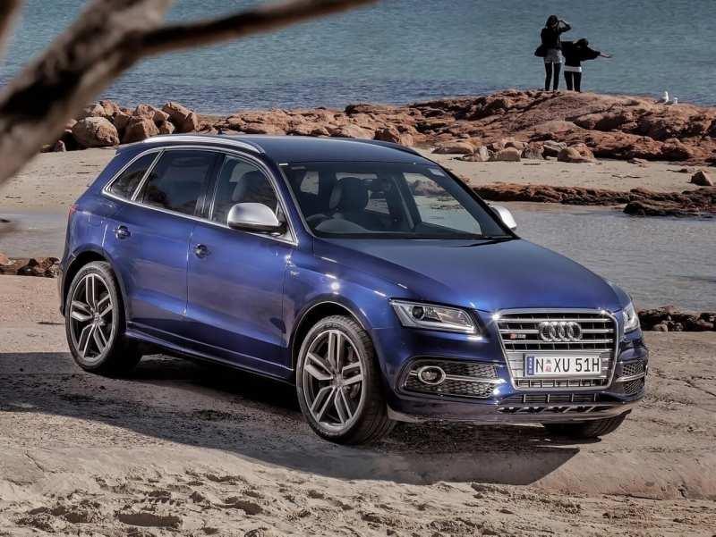 Audi SQ5 photo