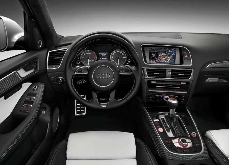 Photo salon Audi SQ5