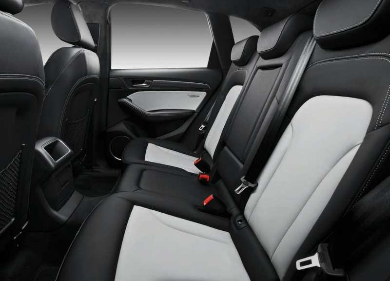 Audi SQ5 photo salon