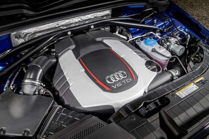Audi SQ5 engine