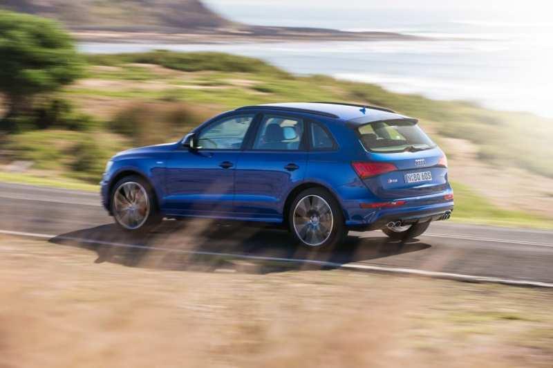 Audi SQ5 car