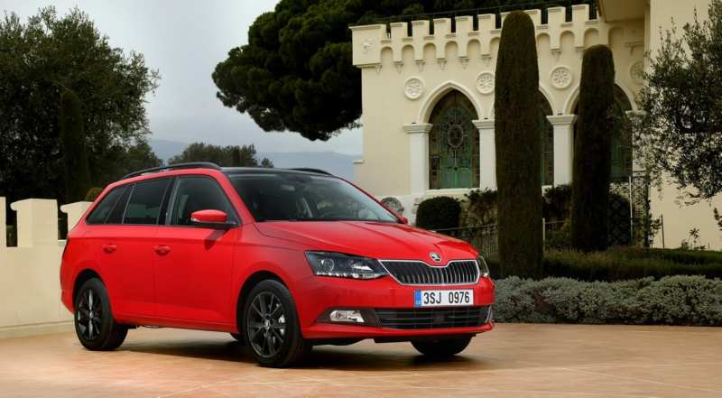 New things from Skoda: go and show off