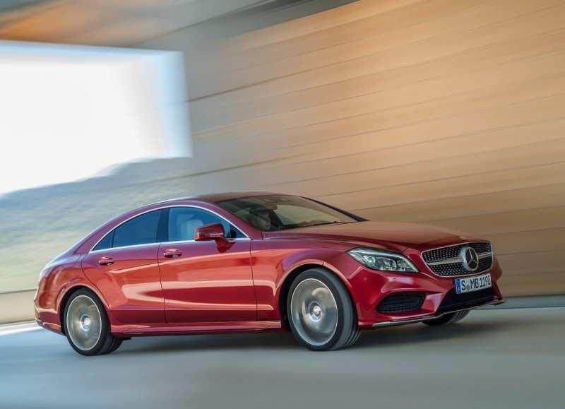 Mercedes-Benz CLS-Class car