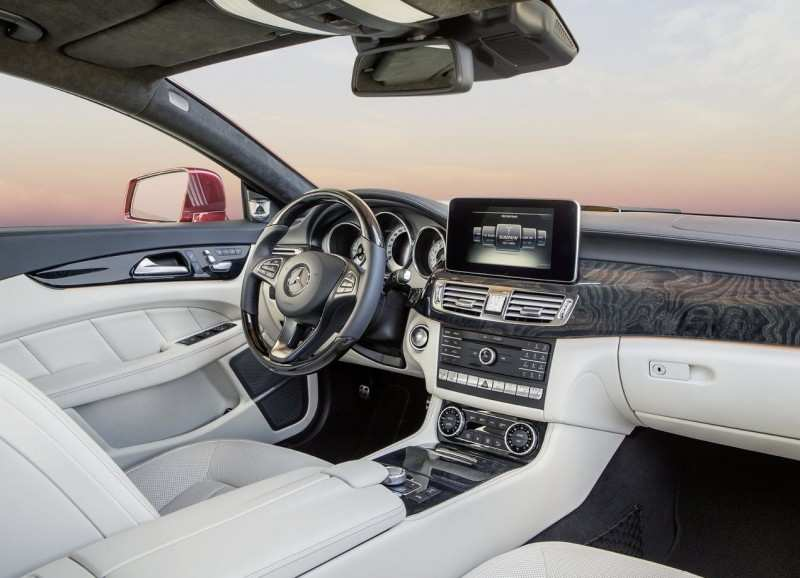 Mercedes-Benz CLS-Class Interior