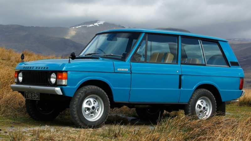Photo of Range Rover Classic