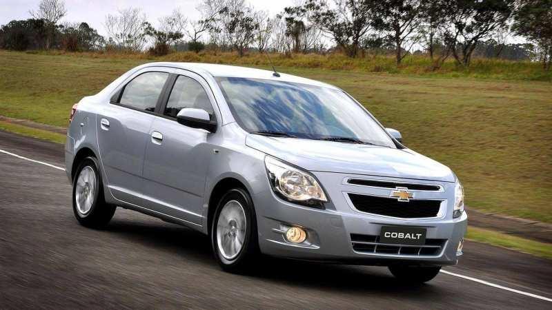 Chevrolet Cobalt 2