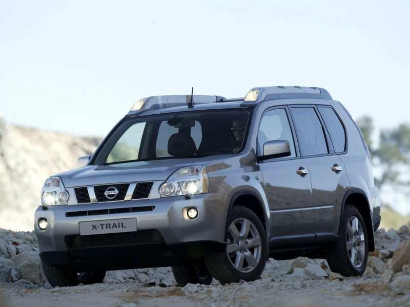 Nissan X-Trail (T31)